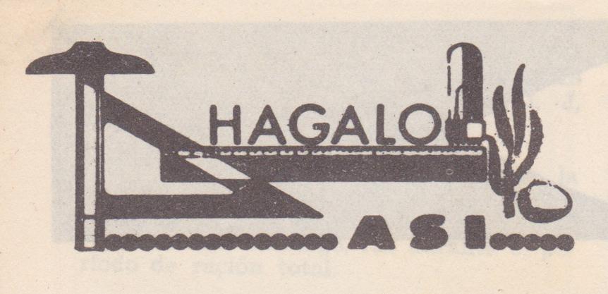 Vignette/viñeta:  Juventud Tecnica Nov-1966