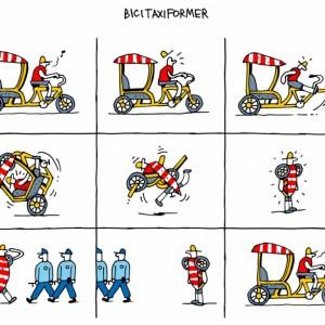 Bicitaxiformer by Alen Lauzán_via diariodecuba