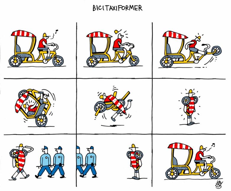 bicitaxiformer