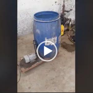 Lavadora criolla